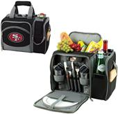 Picnic Time NFL San Francisco 49ers Malibu Pack
