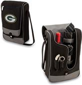 Picnic Time NFL Green Bay Packers Wine Tote