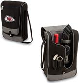 Picnic Time NFL Kansas City Chiefs Wine Tote
