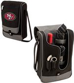Picnic Time NFL San Francisco 49ers Wine Tote