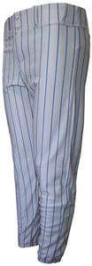 GREY/ROYAL PINSTRIPES