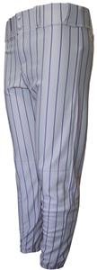 GREY/PURPLE PINSTRIPES
