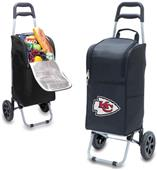 Picnic Time NFL Kansas City Chiefs Cart Cooler