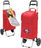 Picnic Time NFL San Francisco 49ers Cart Cooler