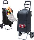 Picnic Time NFL San Francisco 49ers Cart Cooler