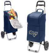 Picnic Time NFL St. Louis Rams Cart Cooler