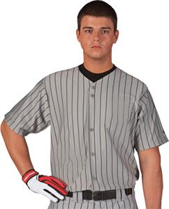 DY/B - DODGER GRAY/BLACK PINSTRIPES