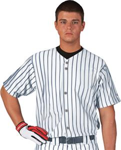 W/N - WHITE/NAVY PINSTRIPES