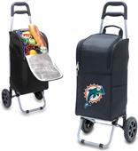 Picnic Time NFL Miami Dolphins Cart Cooler