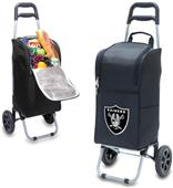 Picnic Time NFL Oakland Raiders Cart Cooler