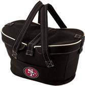 Picnic Time NFL San Francisco 49ers Mercado Basket