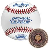 Rawlings R100NF Official League Baseballs-NFHS