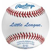 Rawlings Youth RLLB1 Little League Baseballs