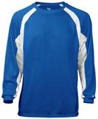 Badger Youth B-Core Hook L/S Performance Tees