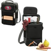 Picnic Time NFL San Francisco 49ers Duet Tote