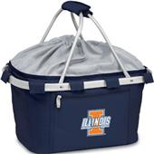 Picnic Time University of Illinois Metro Basket