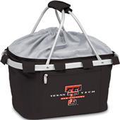 Picnic Time Texas Tech Red Raiders Metro Basket