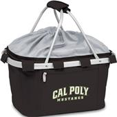 Picnic Time Cal Poly Mustangs Metro Basket