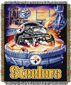 Northwest NFL Pittsburgh Steelers HFA Throws