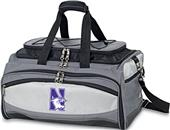 Picnic Time Northwestern Wildcats Buccaneer Cooler