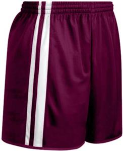 MAROON/WHITE
