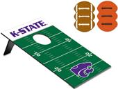 Picnic Time Kansas State Bean Bag Throw Toss Game