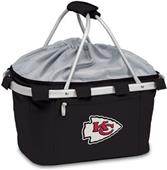 Picnic Time NFL Kansas City Chiefs Metro Basket