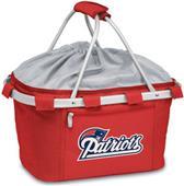 Picnic Time NFL New England Patriots Metro Basket