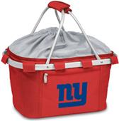 Picnic Time NFL New York Giants Metro Basket