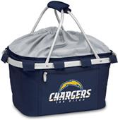Picnic Time NFL San Diego Chargers Metro Basket