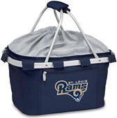 Picnic Time NFL St. Louis Rams Metro Basket
