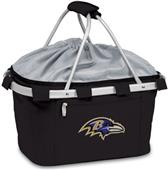 Picnic Time NFL Baltimore Ravens Metro Basket