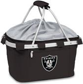 Picnic Time NFL Oakland Raiders Metro Basket
