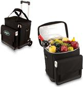 Picnic Time NFL New York Jets Cellar with Trolley
