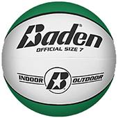 Baden Official Rubber Wide Channel Basketballs