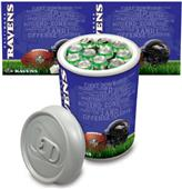 Picnic Time NFL Baltimore Ravens Mega Can Cooler