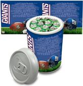 Picnic Time NFL New York Giants Mega Can Cooler