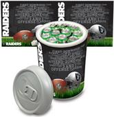 Picnic Time NFL Oakland Raiders Mega Can Cooler
