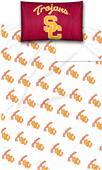 Northwest NCAA USC Twin Sheet Set