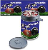 Picnic Time NFL Baltimore Ravens Can Cooler