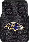 Northwest NFL Baltimore Ravens Car Mats