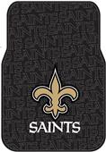 Northwest NFL New Orleans Saints Car Mats