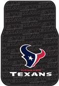 Northwest NFL Houston Texans Car Mats