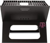 Picnic Time Texas A&M Charcoal X-Grill with Tote