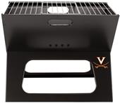 Picnic Time Virginia Cavaliers Charcoal X-Grill