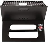 Picnic Time Wisconsin Badgers Charcoal X-Grill