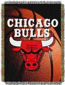 Northwest NBA Chicago Bulls 48x60 Photo Real Throw