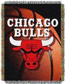 Northwest NBA Chicago Bulls 48x60 Photo Real Throw