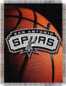 """Northwest NBA San Antonio Spurs 48""""x60"""" Throw"""