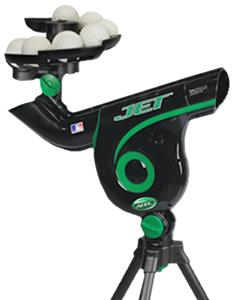PITCHING MACHINE & FEEDER COMBO